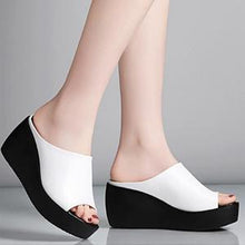 Load image into Gallery viewer, Bohemia Wedge Sandals