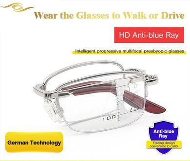 Multifunctional Presbyopic Glasses