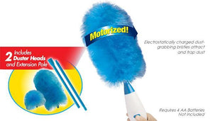 Spin Duster Electric Cleaner