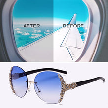 Load image into Gallery viewer, Women's Metal Sunglasses