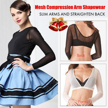 Load image into Gallery viewer, Mesh Compression Arm Shapewear