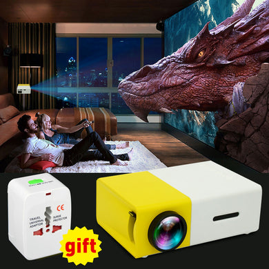 German  Home Use HD Mini Projector