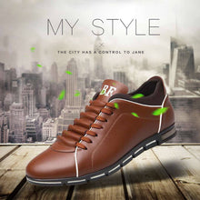 Load image into Gallery viewer, Men's Casual Shoes with large size
