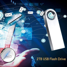 Load image into Gallery viewer, 2TB Large Capacity Portable USB Flash Drive