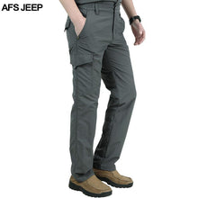 Load image into Gallery viewer, Men's Outdoor Travel Quick-dry Pants