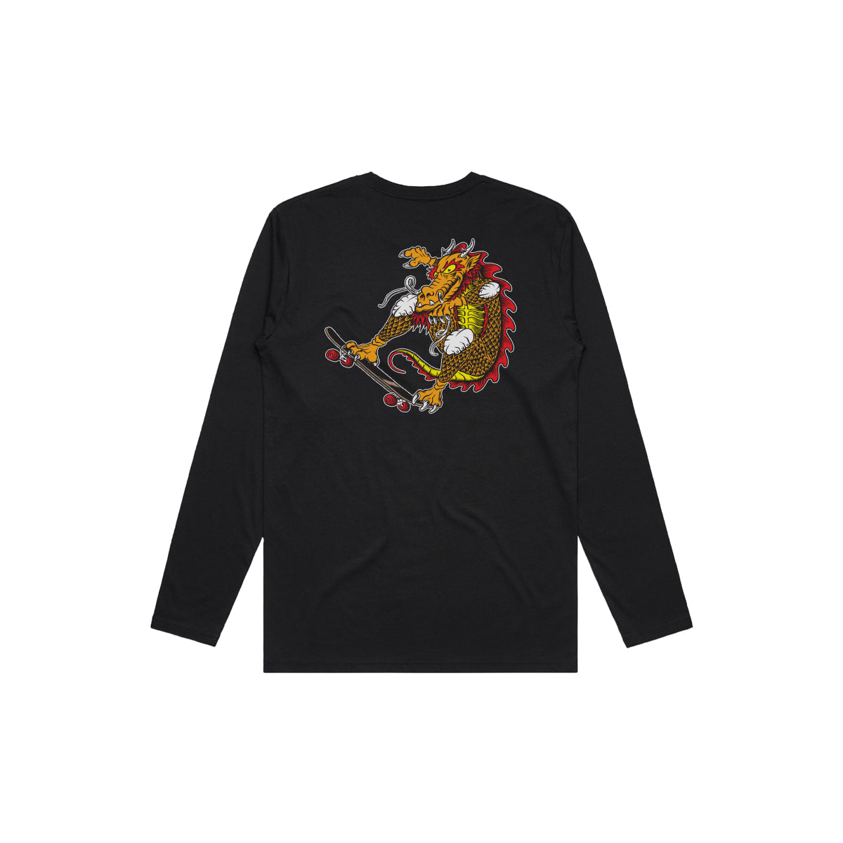 DRAGON LONG SLEEVE TEE