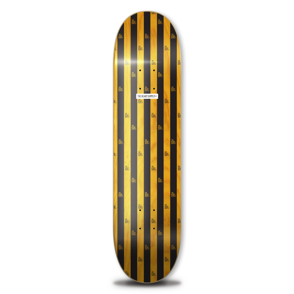 """STRIPES"" LUXURY PRINT DECK"
