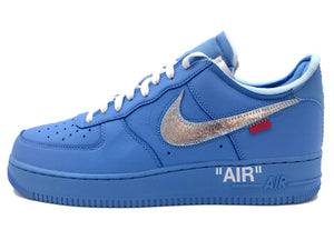 "Nike Air Force 1 x Off White ""MCA University Blue"""