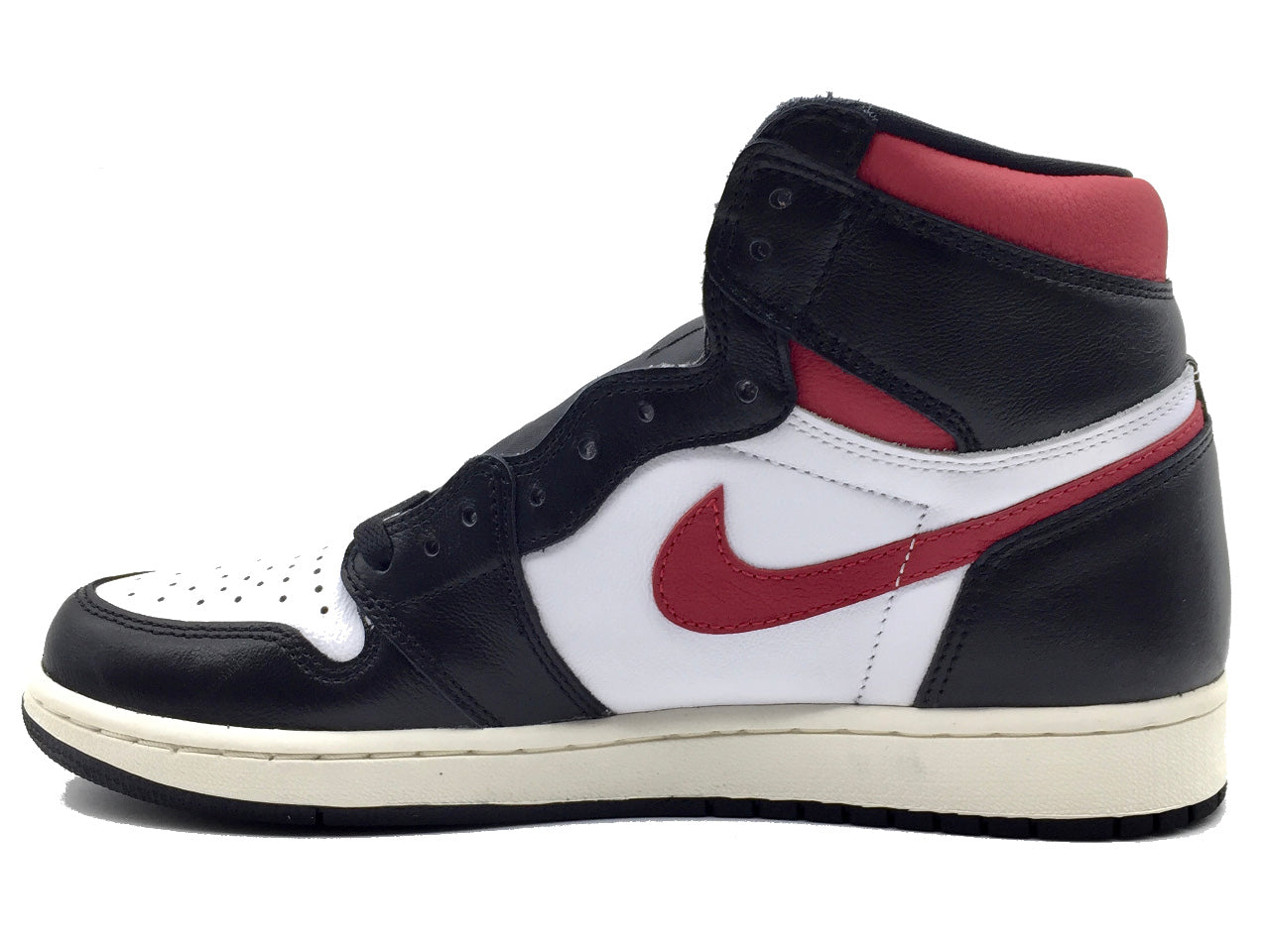"Nike Air Jordan 1 Retro High ""Black Gym Red"""