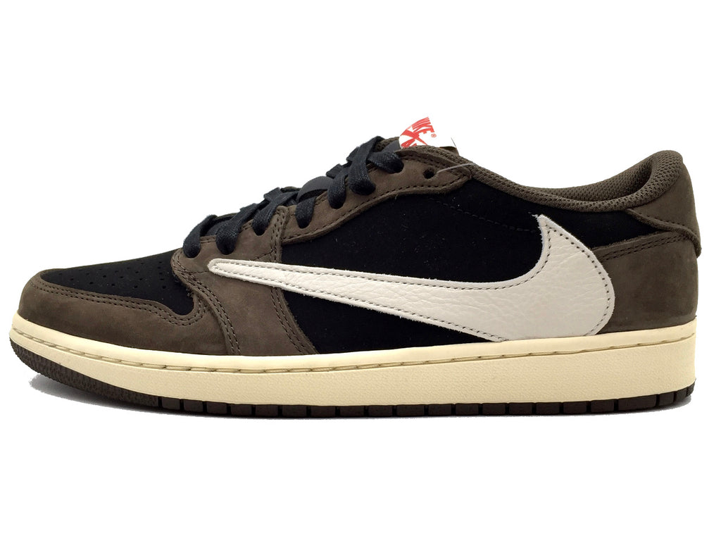 "Nike Air Jordan 1 Low x Travis Scott ""Dark Mocha"""