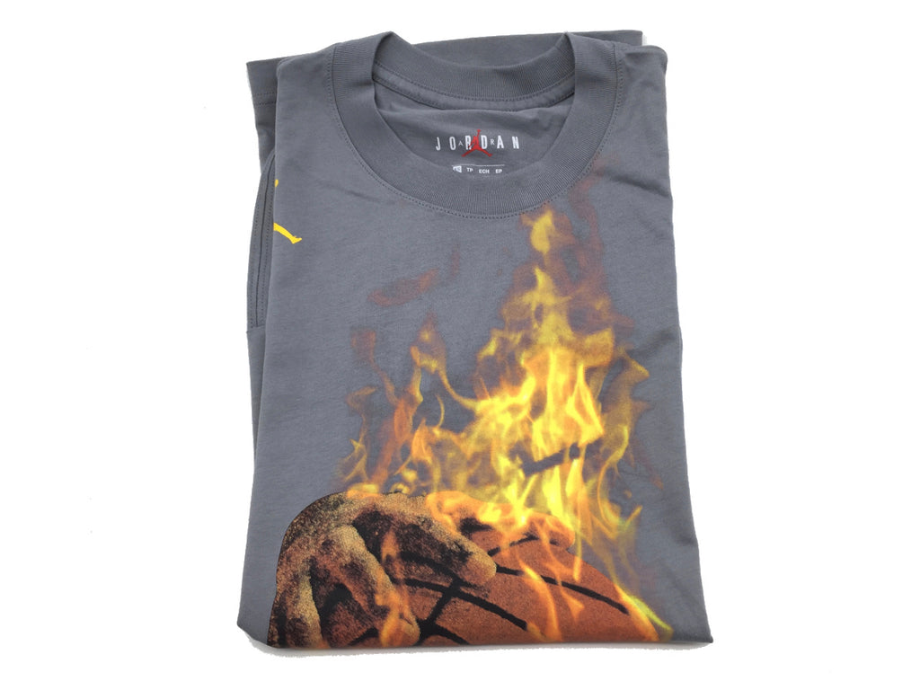 "Air Jordan Legacy Shirt ""Grau"""