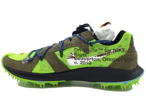 "Nike Zoom Terra Kiger 5 x Off White ""Electric Green"""