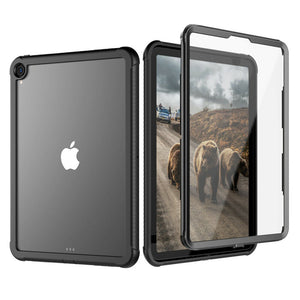 iPad Pro 11 Inch 2018 Shockproof Cover (Black)