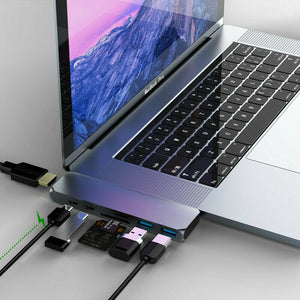 MacBook Pro USB-C Hub Adapter