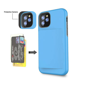iPhone 11/Pro/Max Card Holder Heavy Duty Case
