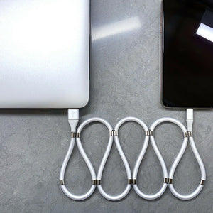 iPhone Magnetic Charger Cable 1M