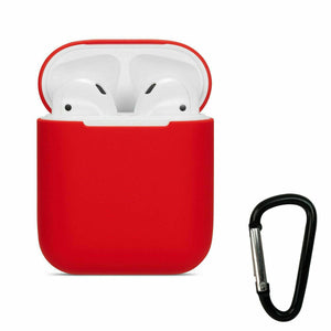 For Apple AirPods Case Protect Silicone Cover Skin AirPod Earphone Charger Cases