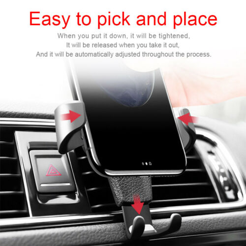 Adjustable iPhone Holder For Car Air Vent