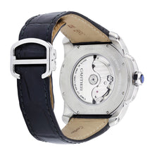 Load image into Gallery viewer, Cartier Calibre Stainless Steel 42MM W7100037