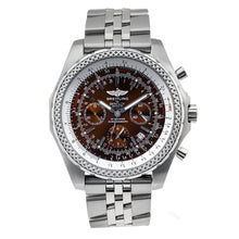 Load image into Gallery viewer, Breitling Bentley Motors A25363 49mm Bronze Dial