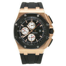 Load image into Gallery viewer, Audemars Piguet Royal Oak Offshore Chronograph 26401RO 44mm Black Dial