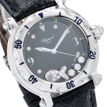Load image into Gallery viewer, Chopard Happy Sports 8347 38mm Black Dial