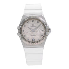 Load image into Gallery viewer, Omega Constellation Quartz 123.13.35 35mm Silver Dial