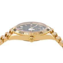 Load image into Gallery viewer, Rolex Day-Date 228238 40MM Black Stick Dial With President Yellow Gold Bracelet