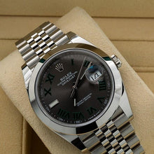 Load image into Gallery viewer, Rolex Datejust II 126300 41MM Silver Dial With Stainless Steel Jubilee Bracelet