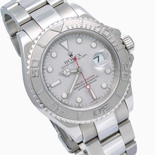 Load image into Gallery viewer, Rolex Yacht-Master 16622 40MM Silver Dial With Stainless Steel Bracelet