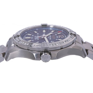 Breitling Colt Automatic A17313 41MM Blue Dial With Stainless Steel Bracelet