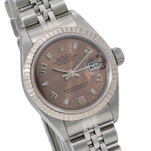 Load image into Gallery viewer, Rolex Datejust 79174 26MM Brown Dial With Stainless Steel Jubilee Bracelet