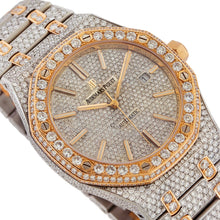 Load image into Gallery viewer, Audemars Piguet Royal Oak 15400SR Two Tone Diamond Watch
