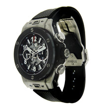 Load image into Gallery viewer, Hublot Big Bang Unico Titanium Ceramic with Rubber Strap 45mm