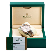 Load image into Gallery viewer, Two Tone Rolex DateJust 126331 41mm Sundust Dial