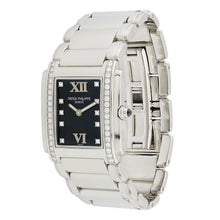 Load image into Gallery viewer, Patek Philippe Twenty Four Stainless Steel 4910/10A-0