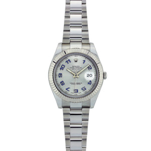 Rolex Datejust II 41MM Stainless Steel 116334