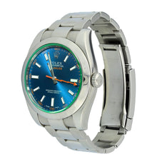 Load image into Gallery viewer, Rolex Milgauss Stainless Steel 40MM 116400