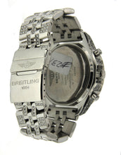 Load image into Gallery viewer, Stainless Steel and Diamond Breitling for Bentley Motors