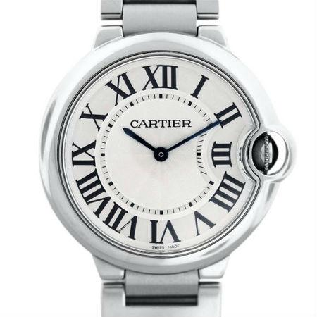 Cartier Ballon Bleu 36MM 3005 Stainless Steel Case and Bezel