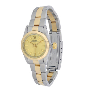 Rolex No Date 26MM Stainless Steel 67813
