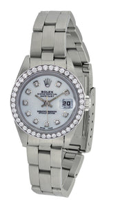 Rolex Lady Datejust Stainless Steel 26mm 6919