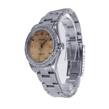 Load image into Gallery viewer, Vintage Rolex Lady Datejust with Diamonds 26MM 79174