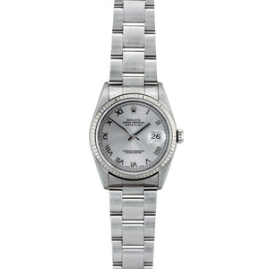Rolex Datejust 36MM Stainless Steel 16234