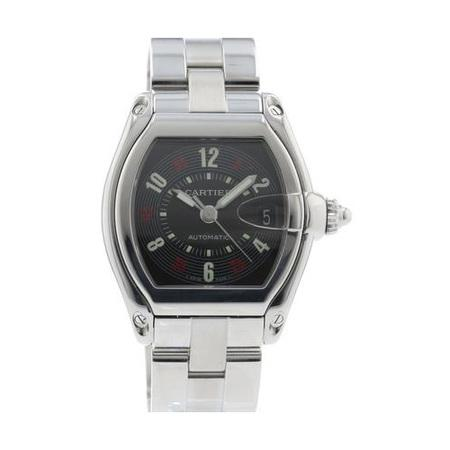 Cartier Roadster 2510 Stainless Steel Case and Bracelet