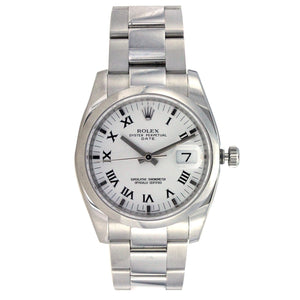 Rolex Oyster Perpetual Date Stainless Steel 34MM 115200