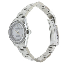 Load image into Gallery viewer, Rolex Lady Datejust Stainless Steel Diamond Bezel 26MM 69160