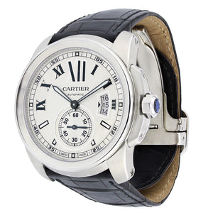 Cartier Calibre Stainless Steel 42MM W7100037