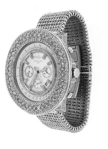 Custom Diamond Breitling For Bentley