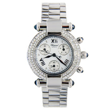 Load image into Gallery viewer, Chopard Imperiale Ladies Stainless Steel with Diamond Bezel 30mm